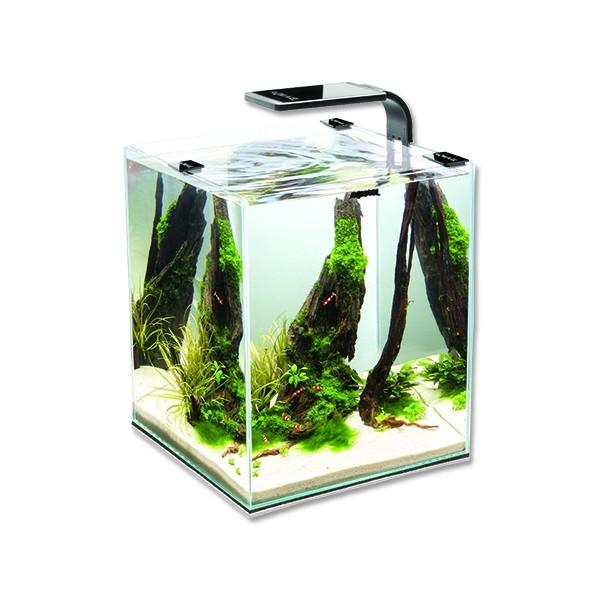 Acvariu, Aquael, Shrimp Smart 30, 30 litri, Negru
