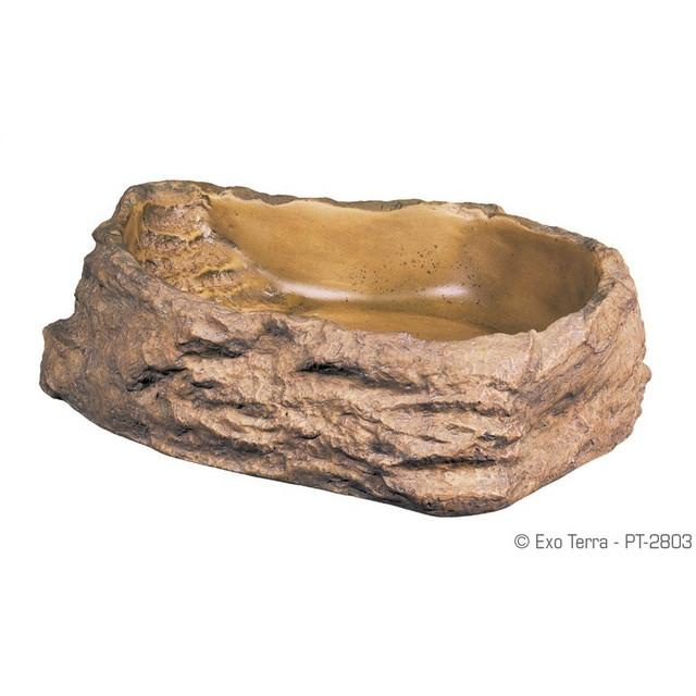 Adapator reptile, Exo Terra Water Dish Large PT2803