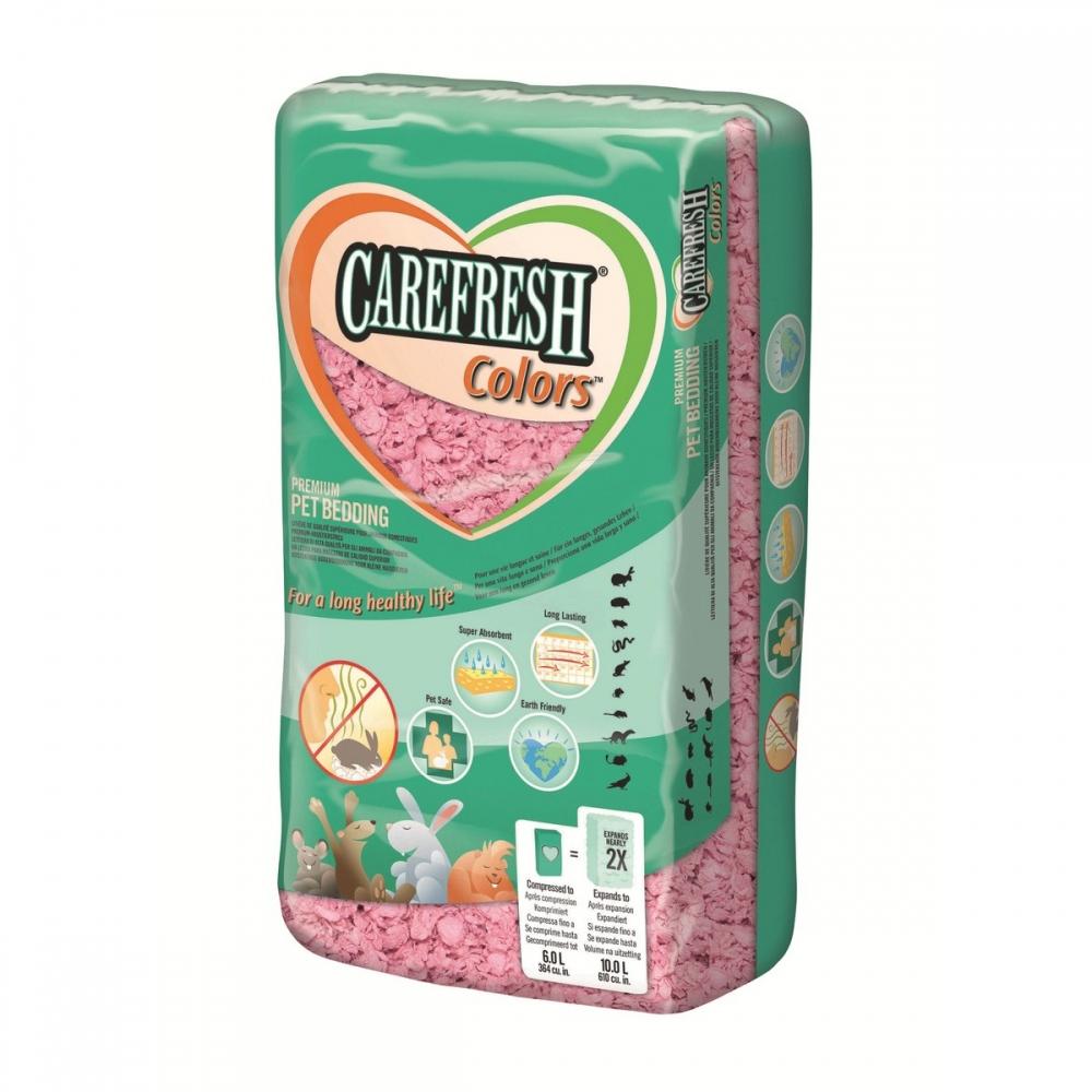 Asternut pentru rozatoare, Care Fresh Pink 10 L