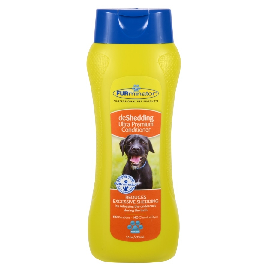Balsam pentru caine, Furminator deShedding Premium Dog Conditioner, 490 ml