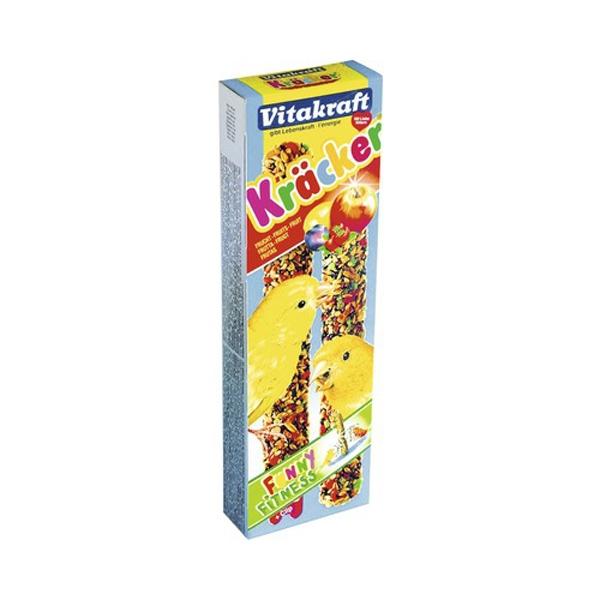 Baton pasari Vitakraft Canar cu Fructe