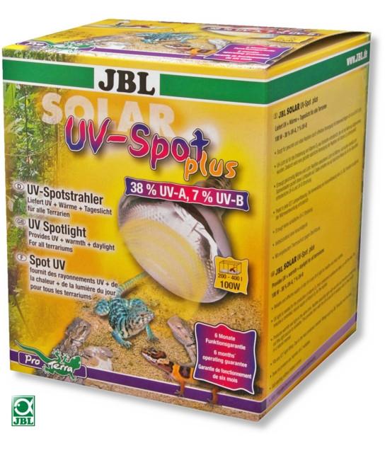 Bec pentru terariu, JBL Solar UV-Spot plus 100 W