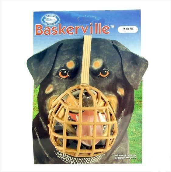 Botnita pentru caine, Baskerville NR.12