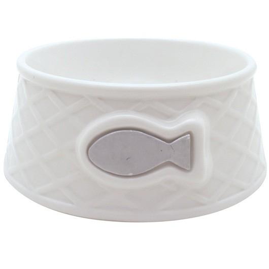 Castron ceramic pisici Hagen Catit S Alb 200 ML 50477