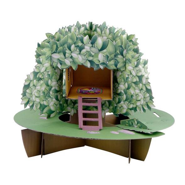 Casuta carton hamster Hagen OVO 62755