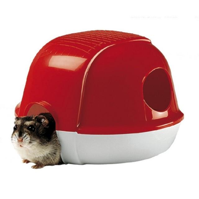 Casuta pentru hamster Ferplast Dacia 4634 Mixed Colours