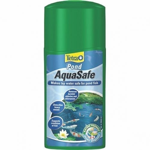 Conditioner apa iaz Tetra Pond AquaSafe