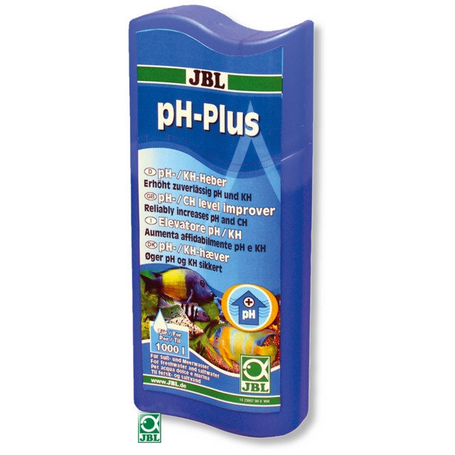 Conditioner apa acvariu, JBL pH-Plus