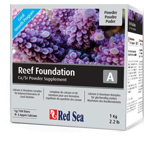 Conditioner apa marina Red Sea Reef Foundation A (Ca/Sr) – 1kg