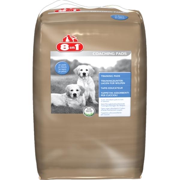 Covorase absorbante pentru caini Tetra 8 in 1, 30 buc/colet