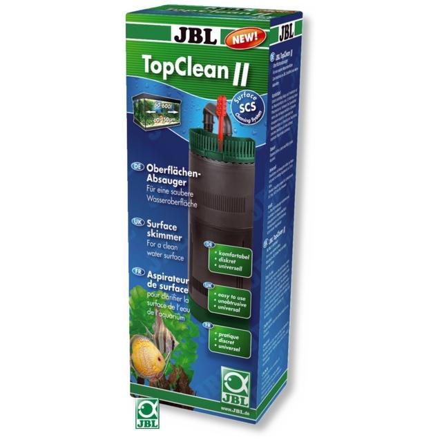 Curatator suprafata pentru acvariu, JBL, TopClean II