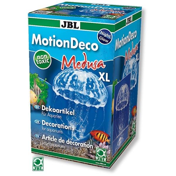 Decor pentru acvariu, JBL MotionDeco Medusa XL (White)
