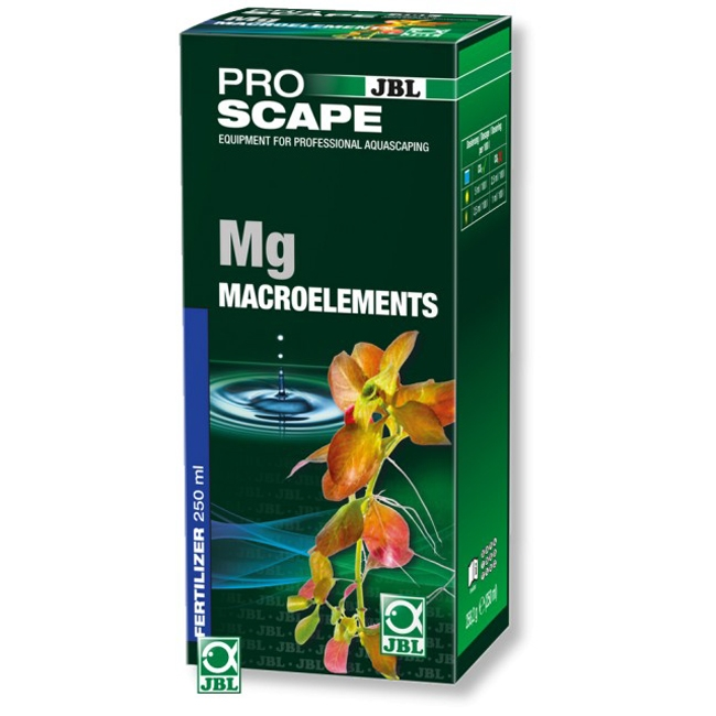 Fertilizator plante acvariu, JBL, ProScape Mg Macroelements 250ml
