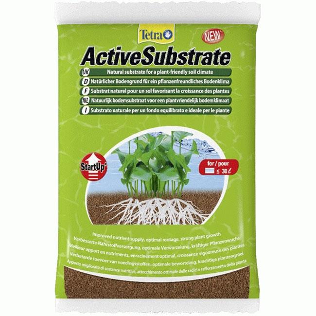 Fertilizator plante acvariu Tetra Active Substrat, 3 l
