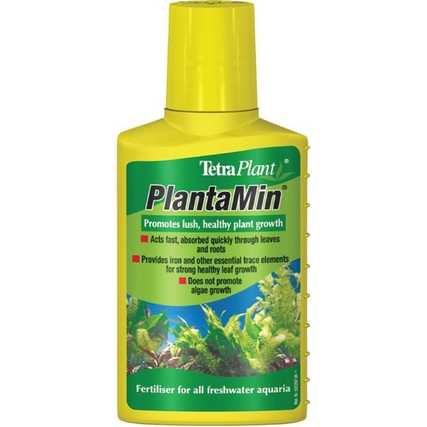 Fertilizator plante acvariu Tetra Plantamin 100 ml