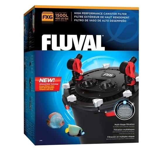 Filtru extern acvariu, Fluval FX6