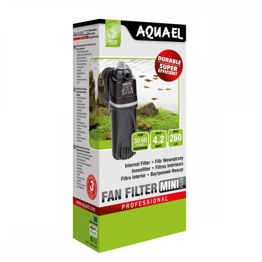 Filtru intern pentru acvariu, Aquael Fan Mini