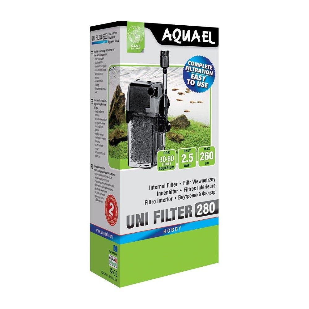 Filtru intern pentru acvariu, Aquael Unifilter 280