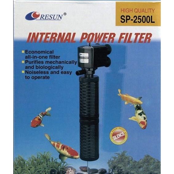 Filtru intern pentru acvariu, Resun SP-2500L