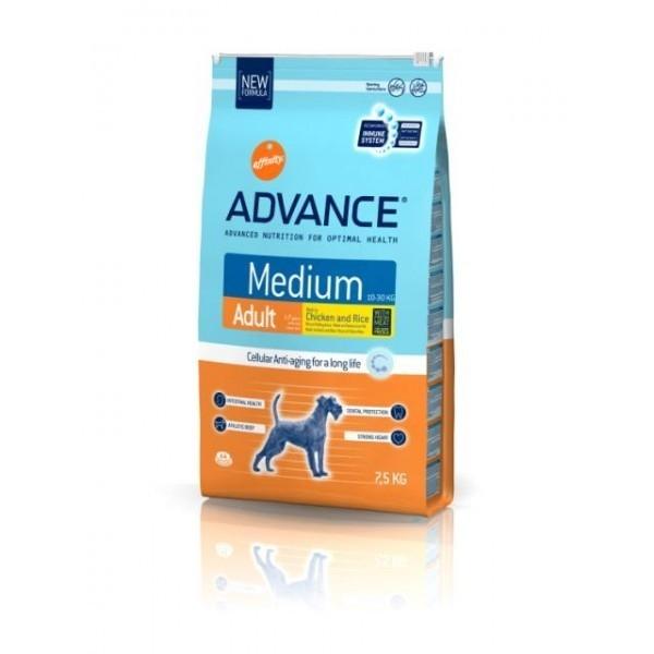 Hrana pentru caini, Advance Medium Adult, 14 Kg