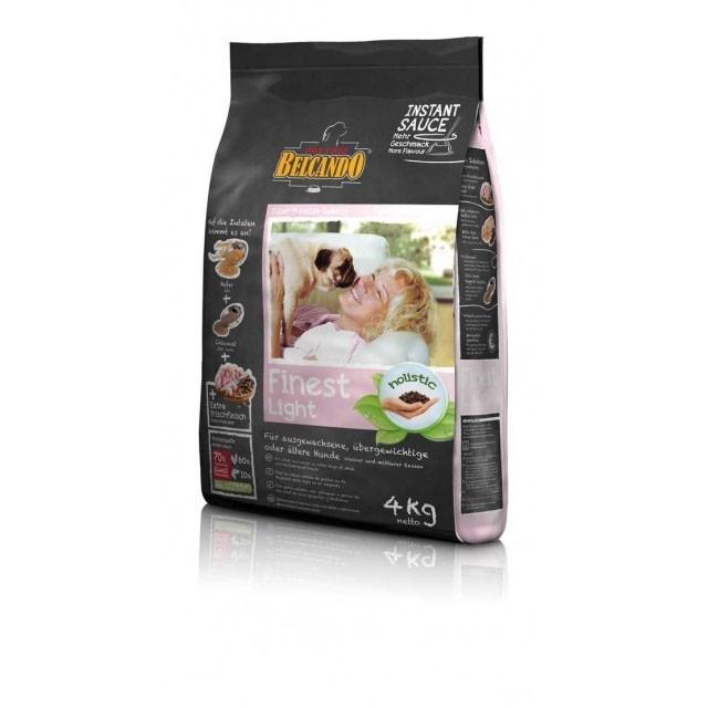 Hrana uscata pentru caini, Belcando Finest Light