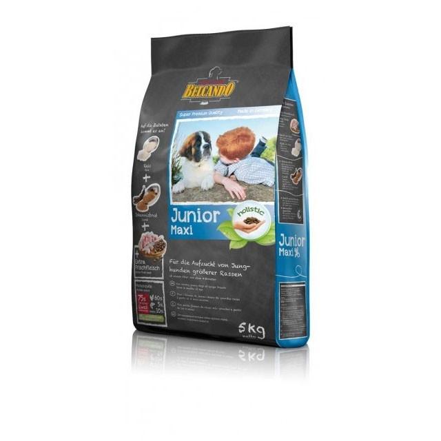 Hrana uscata pentru caini, Belcando, Junior Maxi