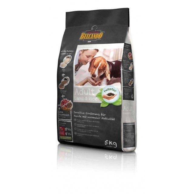 Hrana uscata pentru caini, Belcando Miel si Orez