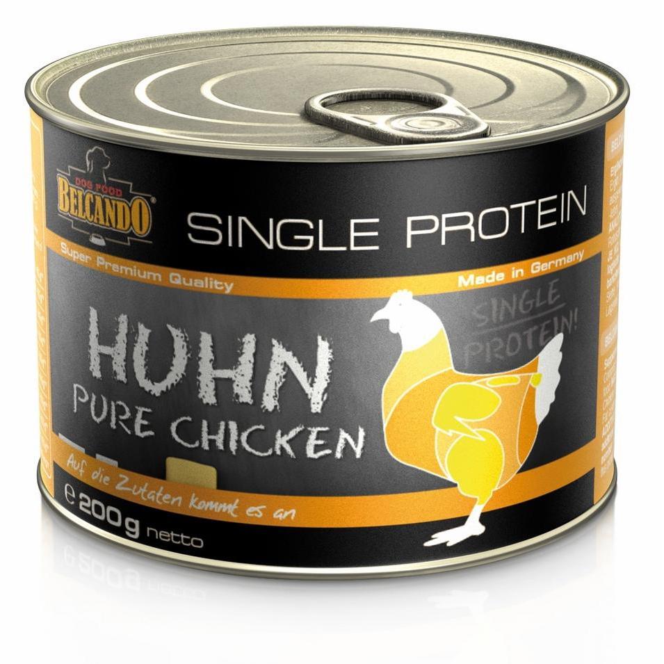 Hrana pentru caini, Belcando Single Protein Pure Chicken
