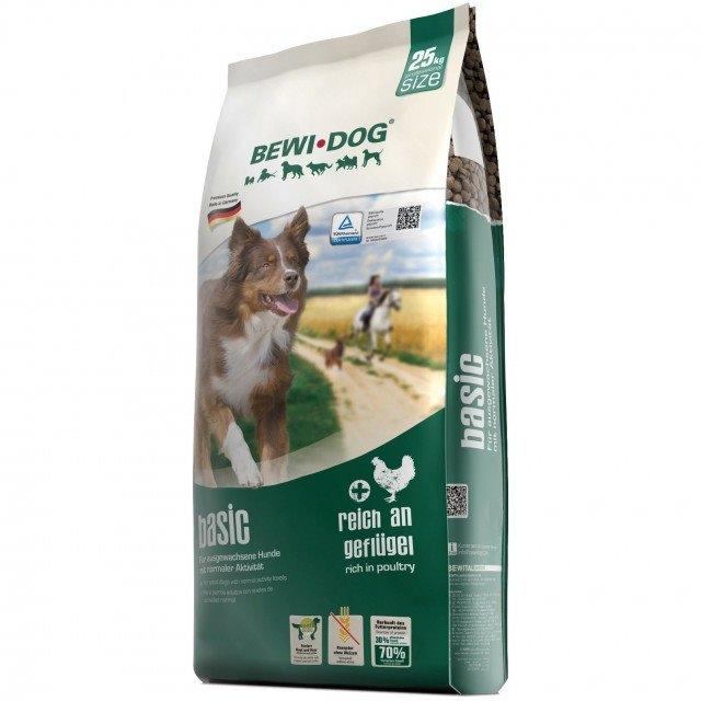 Hrana pentru caini, Bewi Basic Croc, 12.5 Kg