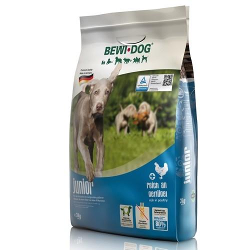 Hrana pentru caini, Bewi Junior, 12,5 Kg