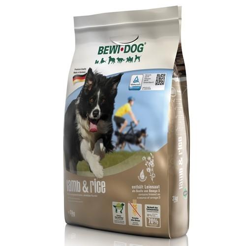 Hrana pentru caini, Bewi Lamb&Rice, 12,5 Kg