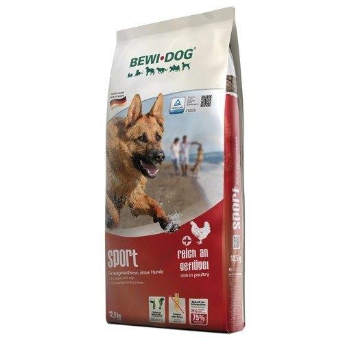 Hrana pentru caini, Bewi Sport Croc, 12.5 KG
