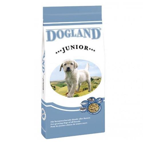 Hrana pentru caini, Dogland Junior, 15 Kg