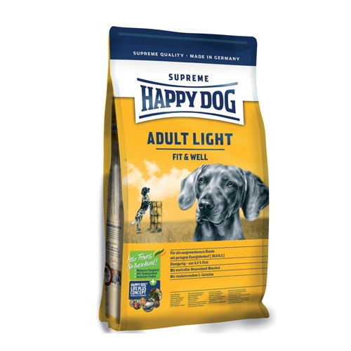 Hrana pentru caini, Happy Dog Supreme Fit & Well Adult Light