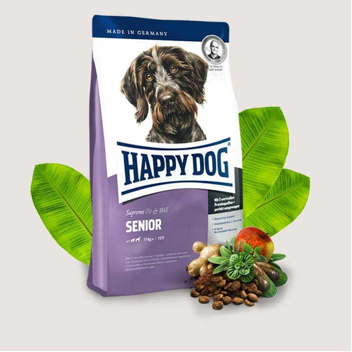 Hrana pentru caini, Happy Dog Supreme Fit & Well Senior