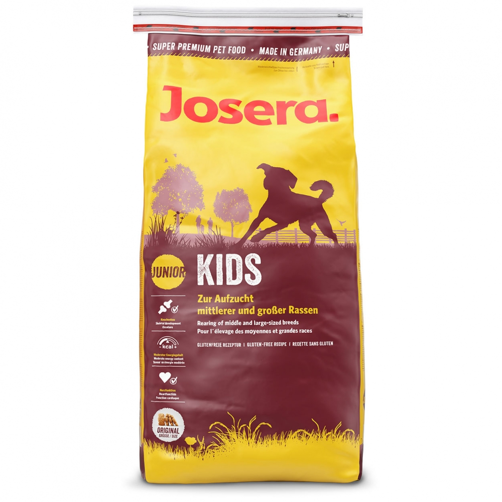 Hrana pentru caini, Josera Kids, 15kg