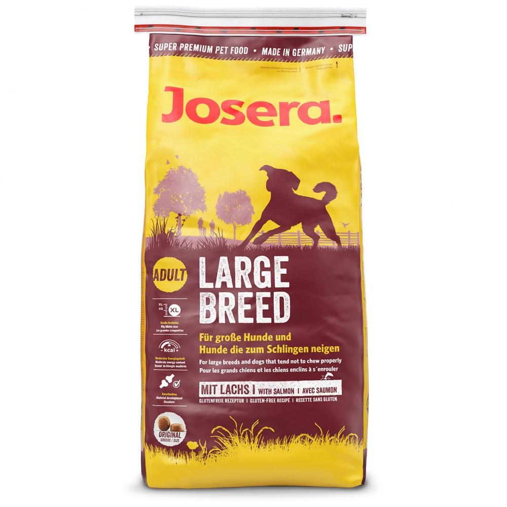 Hrana pentru caini, Josera Large Breed, 15kg