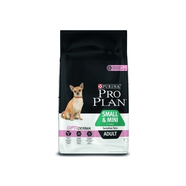 Hrana pentru caini, Pro Plan Adult Small Sensitive, 7 kg