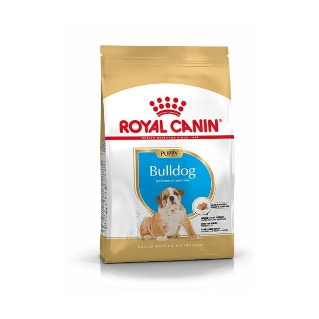 Hrana pentru caini, Royal Canin Bulldog Junior