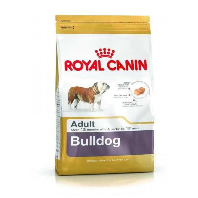 Hrana pentru caini, Royal Canin Bulldog Adult