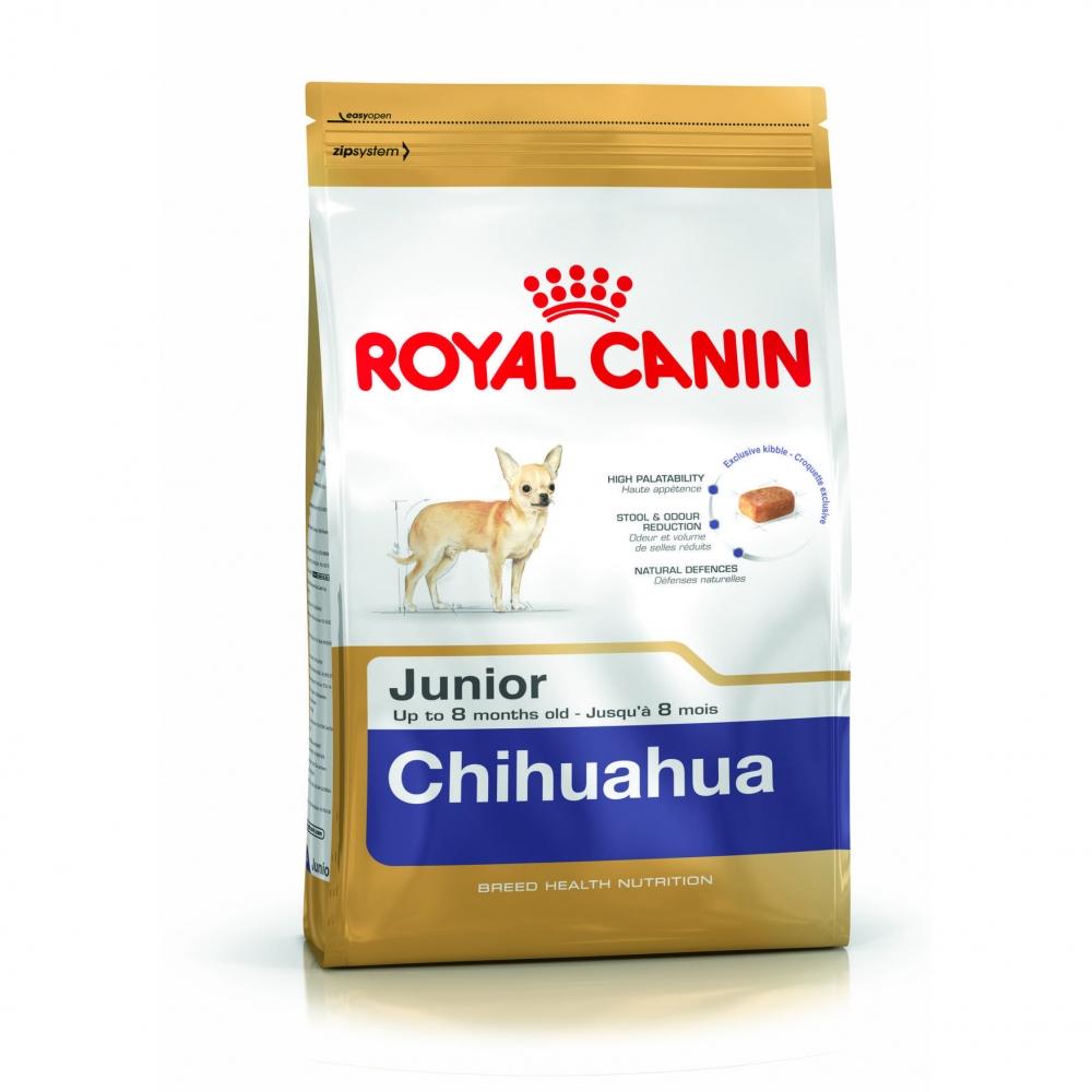 Hrana pentru caini, Royal Canin Chihuahua Junior, 1.5 Kg
