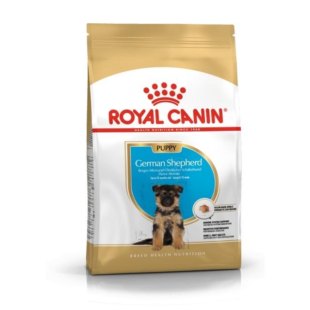 Hrana pentru caini, Royal Canin, German Shepherd Junior