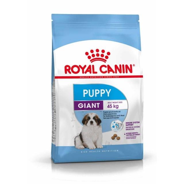 Hrana pentru caini Royal Canin Giant Puppy