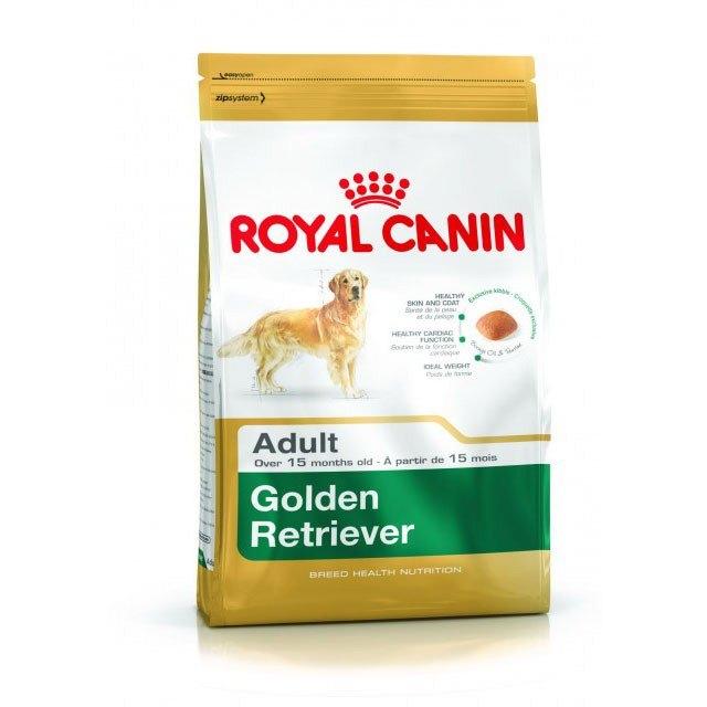 Hrana uscata pentru caini, Royal Canin, Golden Retriever Adult