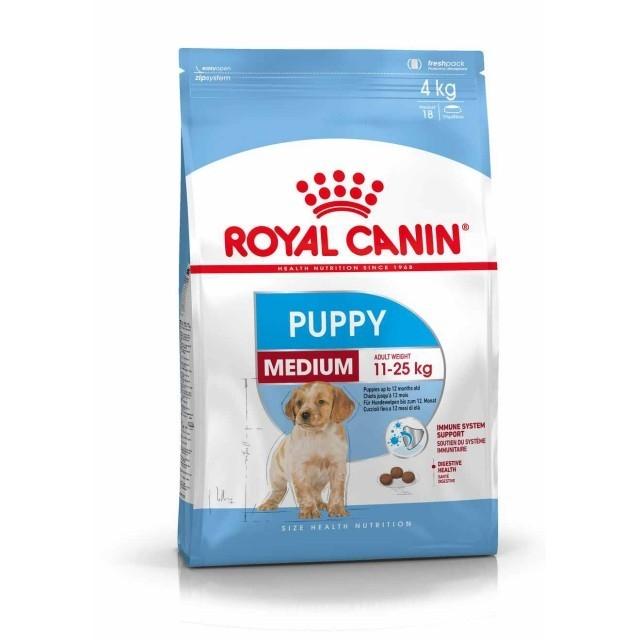 Hrana pentru caini, Royal Canin, Medium Junior