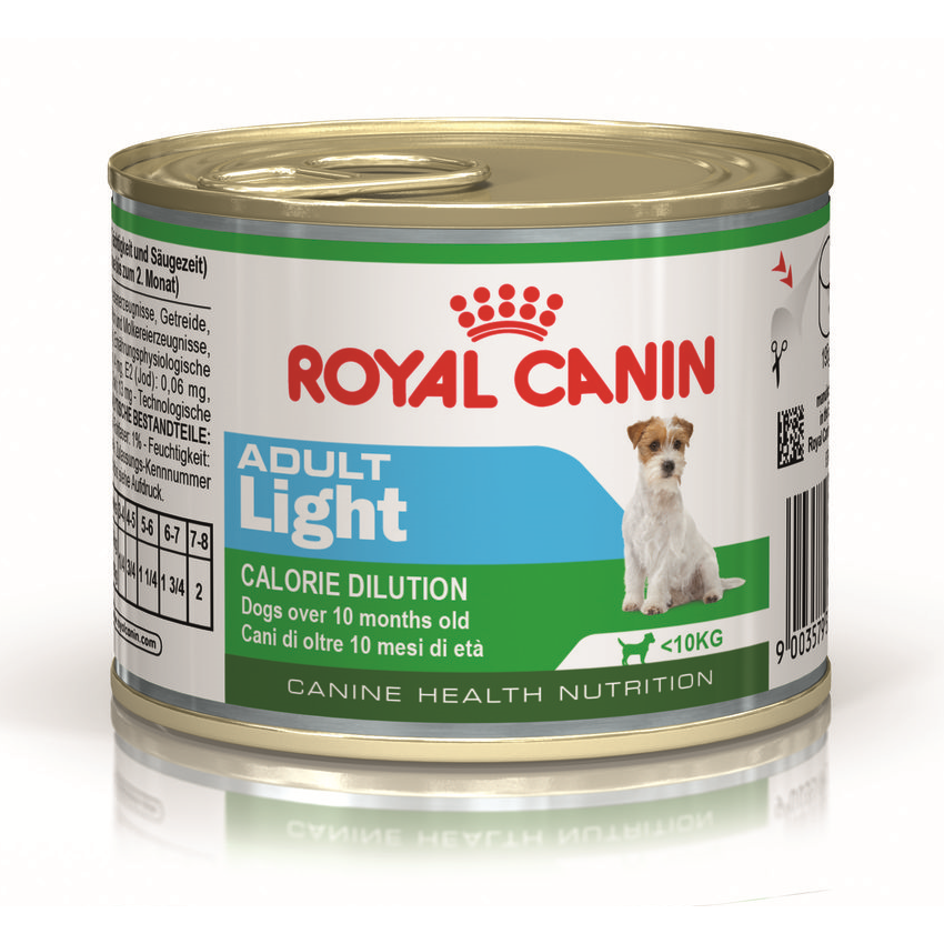 Hrana pentru caini, Royal Canin Mini Adult Light CAN, 195 G