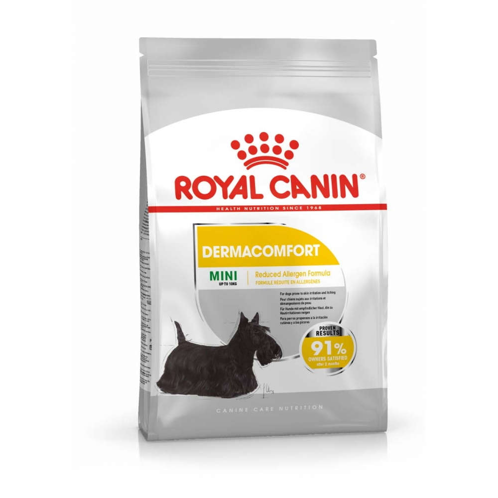 Hrana pentru caini, Royal Canin Mini Dermaconfort