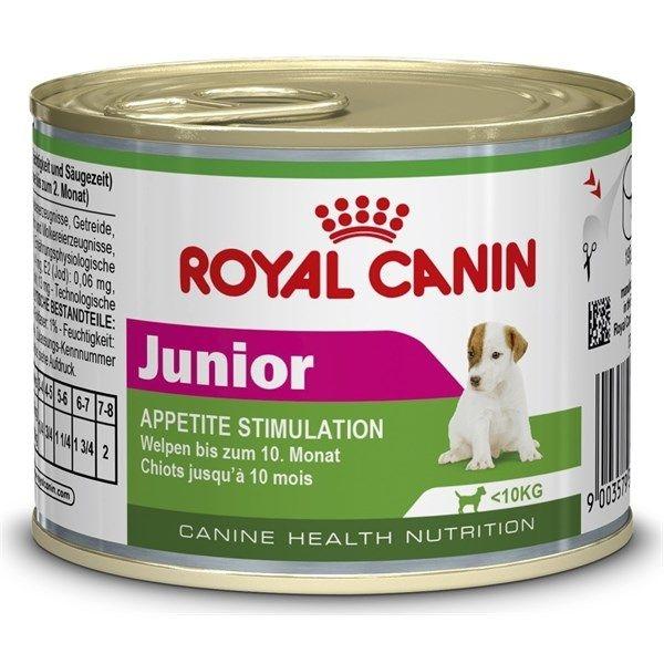 Hrana pentru caini, Royal Canin Mini Junior, 195g