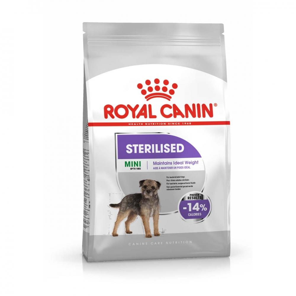 Hrana pentru caini, Royal Canin Mini Sterilised Adult