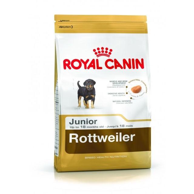Hrana pentru caini, Royal Canin Rottweiler Junior